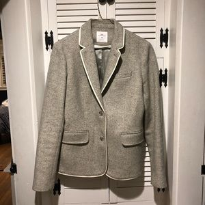 Vineyard vines wool blazer- EUC!